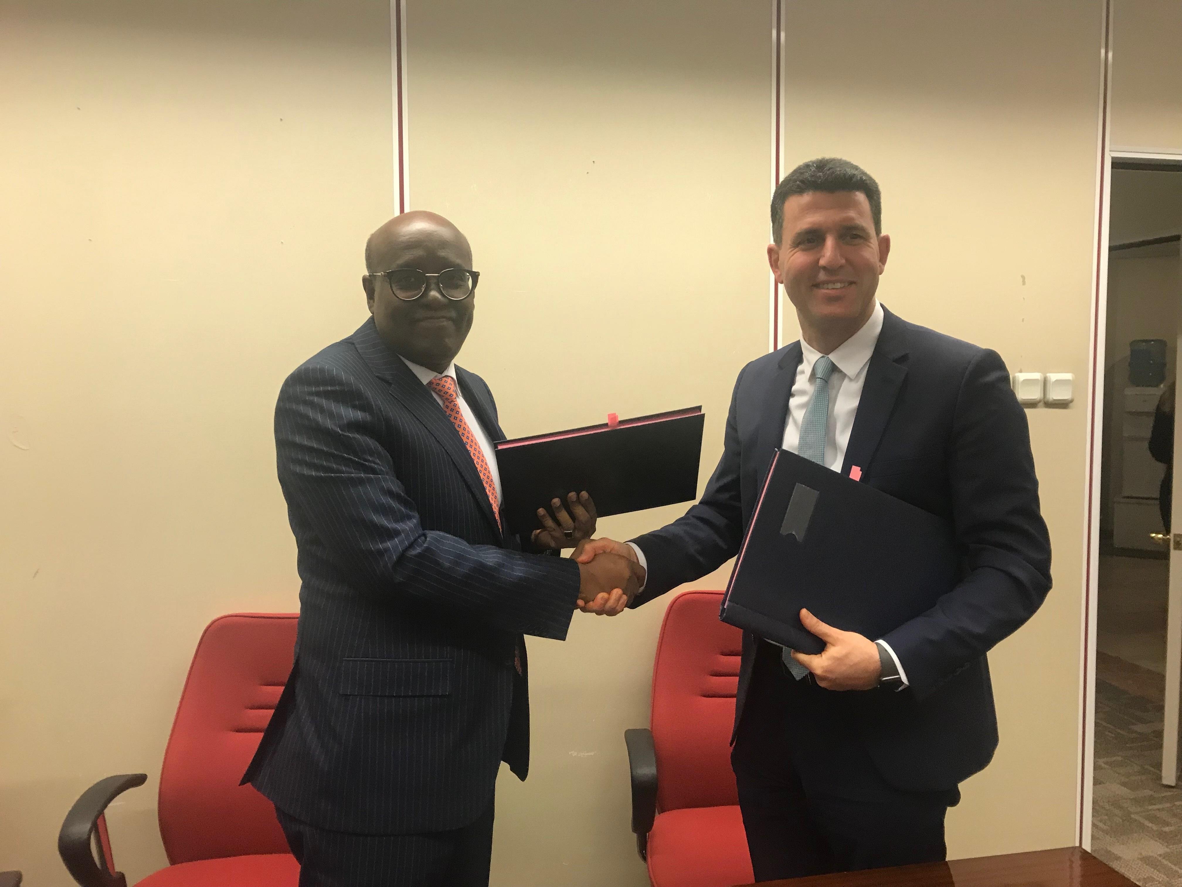 Djibouti et la Turquie signent une convention de financement additionnel de 6,5 millions d'euros